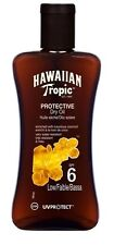 Hawaiian Tropic Sun PROTECTIVE Dry Oil SPF 6 UVA UV Protect With Coconut 6.76 Oz