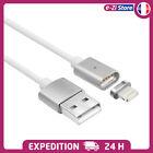 CÂBLE USB CHARGEUR LIGHTNING MAGNÉTIQUE POUR IPHONE 5 6 6S 7 8 X IPAD AIR MINI