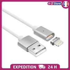 CÂBLE USB CHARGEUR LIGHTNING MAGNÉTIQUE POUR IPHONE 5 5S 5C 6 6S 7 IPAD AIR MINI
