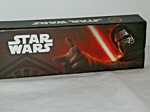 1 Star Wars Pencil Pen Case Magnetic Closure Disney Lucasfilm 20.5x7x3.5cm