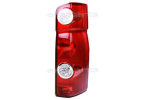 VW Crafter Rear Back Tail Light Lamp Right Driver Side O/S 2006 - 2017 NEW