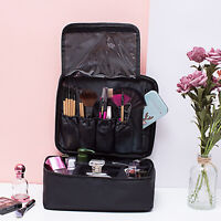 Cosmetic Clutch Travel Storage Hanging Pouch Organizer Makeup Bag Toiletry Case