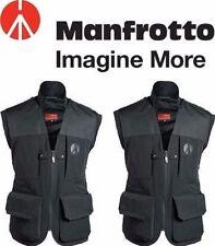 Manfrotto Lino Men's PRO Photo Vest LPV050M with tags size XXL