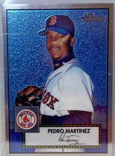 2001 Topps Heritage CP 65 Pedro Martinez /552