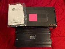 DD C3D 2 Channel Amplifier