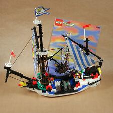 Lego 6280 Pirates Armada Flagship with instruction