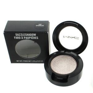 MAC Purple Eyeshadow Glitter Dazzleshadow She Sparkles 1g Brand New