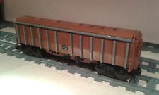 LEGO® City Eisenbahn geschlossener Güterwagon bricktrain 60198