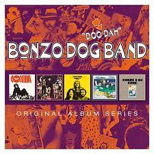 Bonzo Dog nastro-ORIGINAL ALBUM SERIES 5 CD NUOVO