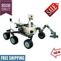 MOC-0271 Mars Science Laboratory Curiosity Rover Building Blocks Set Toy Bricks