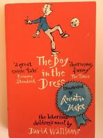 The Boy In The Dress By David Walliams (Paperback, 2012)