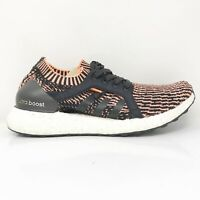 Adidas Womens Ultraboost X BA8278 Black Running Shoes Lace Up Low Top Size 6.5