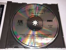 Supertramp CD Crime Of The Century West Germany A&M Records with broken case