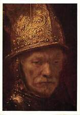 Rembrandt Man with Gold Helmet, L'homme au Casque d'or