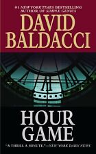 Hour Game (King & Maxwell) by David Baldacci
