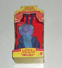 Pupazzo MULAN CHIRPIN' CRI-KEE – NUOVO Mattel 1998 Walt Disney