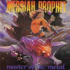 MESSIAH PROPHET - Master of the Metal (NEW*US WHITE METAL GEM*STRYPER)