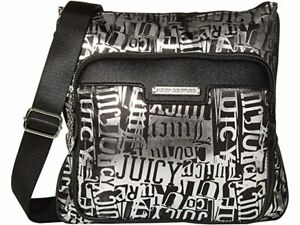 Juicy Couture Ransom Note Large Crossbody Bag     One Left!!!