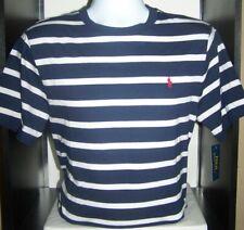 NWT Polo Ralph Lauren Boys crewneck Short Sleeve T Shirt Size: XL (18-20)