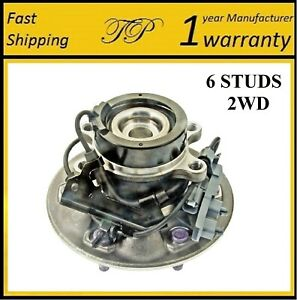Front Left Wheel Hub Bearing Assembly For 2004-2005 CHEVROLET COLORADO (2WD Z85)