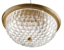 Deckenlampe mit LED für Puppenstube,Puppenhaus 3,5V, Kahlert 10557