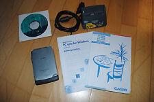 Casio PV 450X  Datenbank 4 MB Pocket Viewer Taschenrechner + Stift - TOP