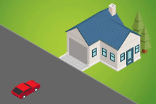 Garage Parking Assistant - Park your vehicle precisely and consistently.