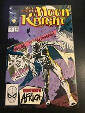 Marc Spector:Moon Knight#3 Incredible Condition 9.2(1989)