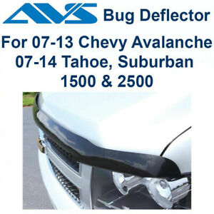 AVS Hoodflector Protector Bug Shield For 07-2014 Chevrolet Tahoe Avalanche 21710