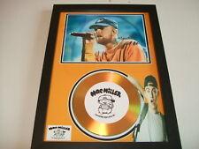 MAC MILLER   SIGNED  GOLD CD  DISC  2