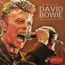 David Bowie - In Memory Of(180g LTD. Collectors  Vinyl), Laser Media