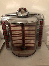 Jukebox Wurlitzer Wallbox Rare Vintage Rock'n'roll