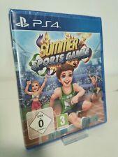 Ps4 / Playstation 4 - BLITZVERSAND - Summer Sport Games (NEU IN FOLIE)