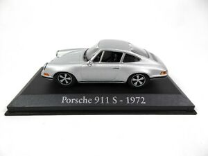 Porsche 911 S 1972 - 1/43 Voiture Miniature Model Car RBA40