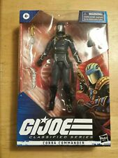 Hasbro G.i. Joe Classified Cobra Commander 6 Inch Action Figure