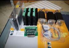 EU/US Ship 3axis Nema23 stepper motor 425oz-in 3.0A for CNC controller kit