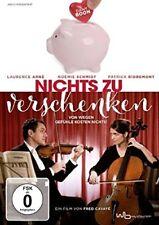 DVD * NICHTS ZU VERSCHENKEN - DANY BOON - LAURENCE ARNE  # NEU OVP §*