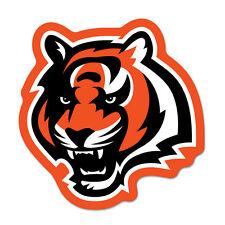 Cincinnati Bengals Logo on the GoGo [NEW] NFL Car Auto Emblem Sign Truck Grill