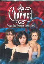 Inkworks Charmed Season 1 Complete 72 Card Base Set