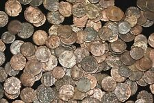 LOT OF 5 X IMPERIAL ROMAN COINS IN EACH BATCH  - AG TO GOOD CONDITION GREAT DEAL