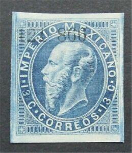 nystamps Mexico Stamp # 27 Mint OG H       S17x746