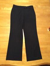 COUNTERPARTS Black Dress PANTS Stretch size 8 P Petite