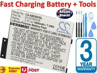 S11GTSF01A GP-S10-346392-0100 Battery for Amazon Kindle 3 III D00901 eReader AU
