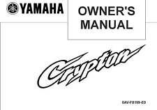 yamaha new crypton ebay rh ebay ca