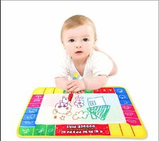 Kid/Baby Play Mat, Painting Blanket, Magic water writes Mat, Drawing Game