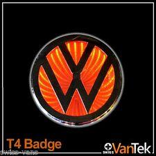 VW Transporter T4 Rear LED Badge - Red