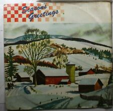 Christmas Picture Sleeve 45 Dorothy Collins - Jingle Bells, White Christmas