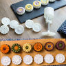 Rose Flower Round Cake Chocolate SugarCraft Mold Decor 3D Silicone 6 Style Mould