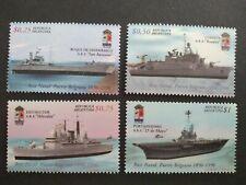 Argentina: sellos nuevos MNH/**. Año 1996. Barcos.