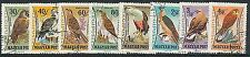 Birds Used Hungarian Stamps